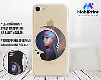 Силиконовый чехол для Samsung A307 Galaxy A30s Ариана Гранде (Ariana Grande) (13021-1622)