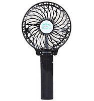 Ручной и настольный Мини Вентилятор Handy Mini Fan USB 2 в 1, фото 1