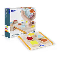 Сортер Guidecraft Manipulatives Фигуры (G6733), фото 1