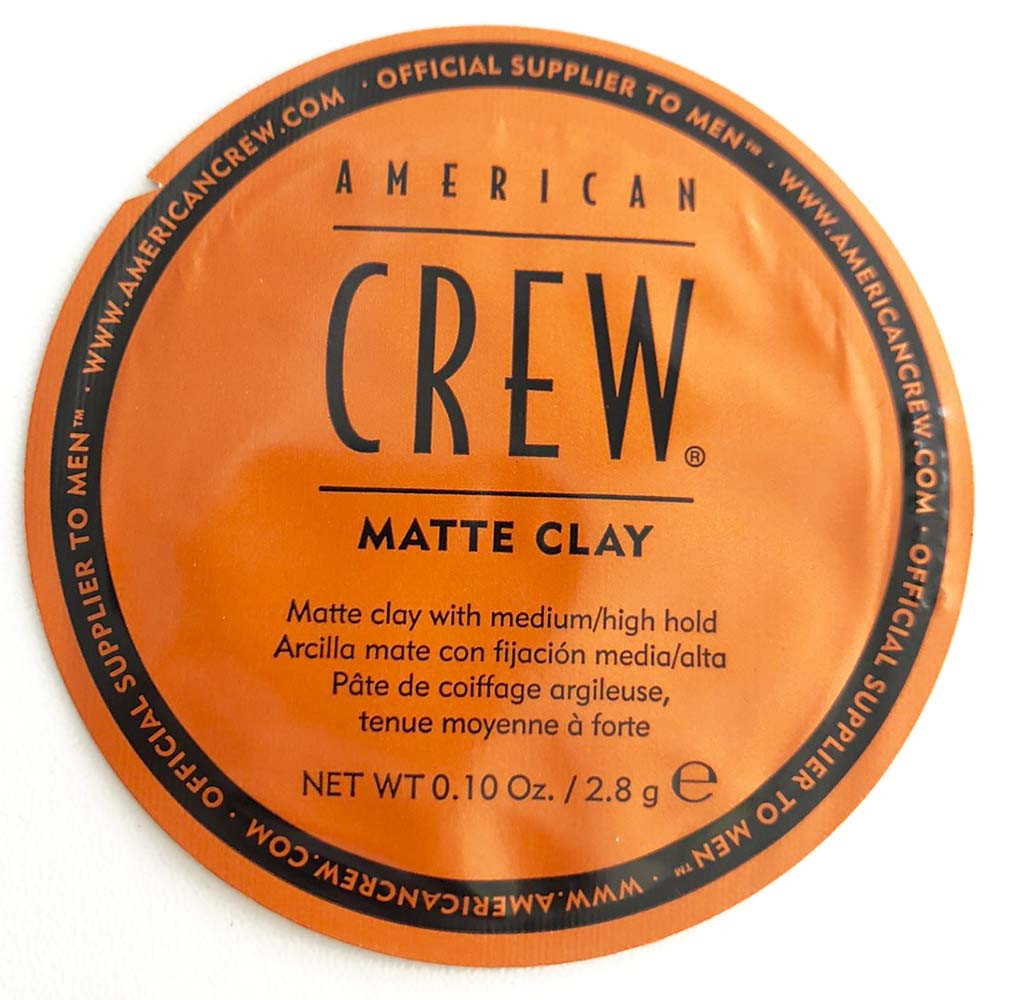 Моделююча паста American Crew Clasic Matte Clay 2,8 мл