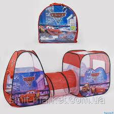 Палатка с тоннелем Трансформеры 8015 TF