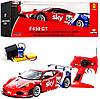 Гоночная машина на радиоуправлении Ferrari Феррари масштаб 1:10