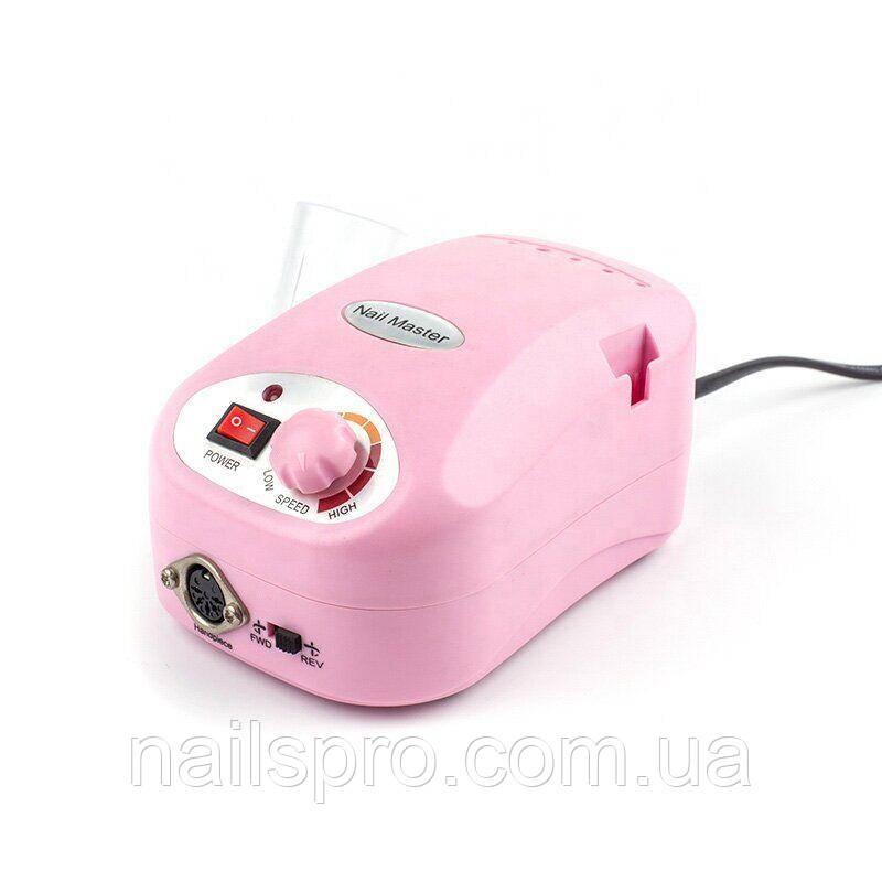 Фрезер для маникюра Drill pro ZS 217 35 Вт 30 000 об Розовый