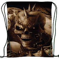 Рюкзак-мешок AMG Hate and mutilate двухсторонний ART 5028