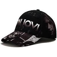 Бейсболка AMG Bon Jovi 0399