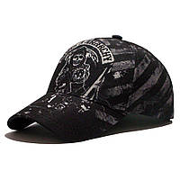 "Бейсболка AMG Sons of Anarchy ""Black"" XL 0009"