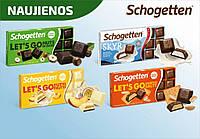 Яркая и незабываемая лимитированная серия Schogetten Let's GO