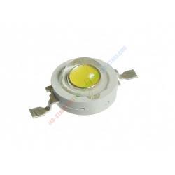LED 1-2W Холодно-белый 140-170 LM Emitter