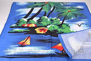 ОПТОМ.Полотенце пляжное МАХРА COTTON (Арт. TP207) | 3 шт., фото 2