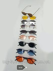 ОПТОМ.Очки женские солнцезащитные (Арт. TO1618) | 5 шт.