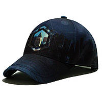 Бейсболка AMG NY Blue L 0053