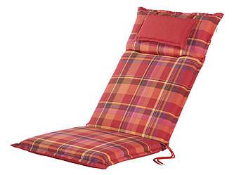 Матрас для стула florabest 100 х 50 см Красный (M7-660169)