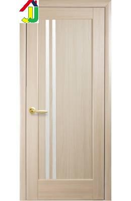 Двері міжкімнатні Новий стиль Делла ПВХ Ностра Ясен New
