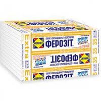 Пінопласт Плити пінополістирольні ПСБ-С Shpaten 35/10 Extra (плити з експандов. полістиролу EPS-60