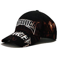 Бейсболка AMG Metallica Anger XL 0342