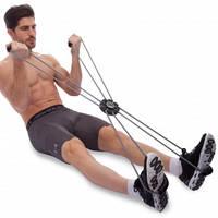 Эспандер для фитнеса Икс с дверным фиксатором PS