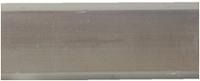 Бортик столешницы, 34×24×3000 мм, F3M:   43  Алюминий