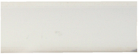 Бортик столешницы, 34×24×3000 мм, F3M:   50 Белый