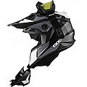 Шлем кроссовый с очками CKX HELM TITAN ORI DL SIDEHILL WH, фото 5