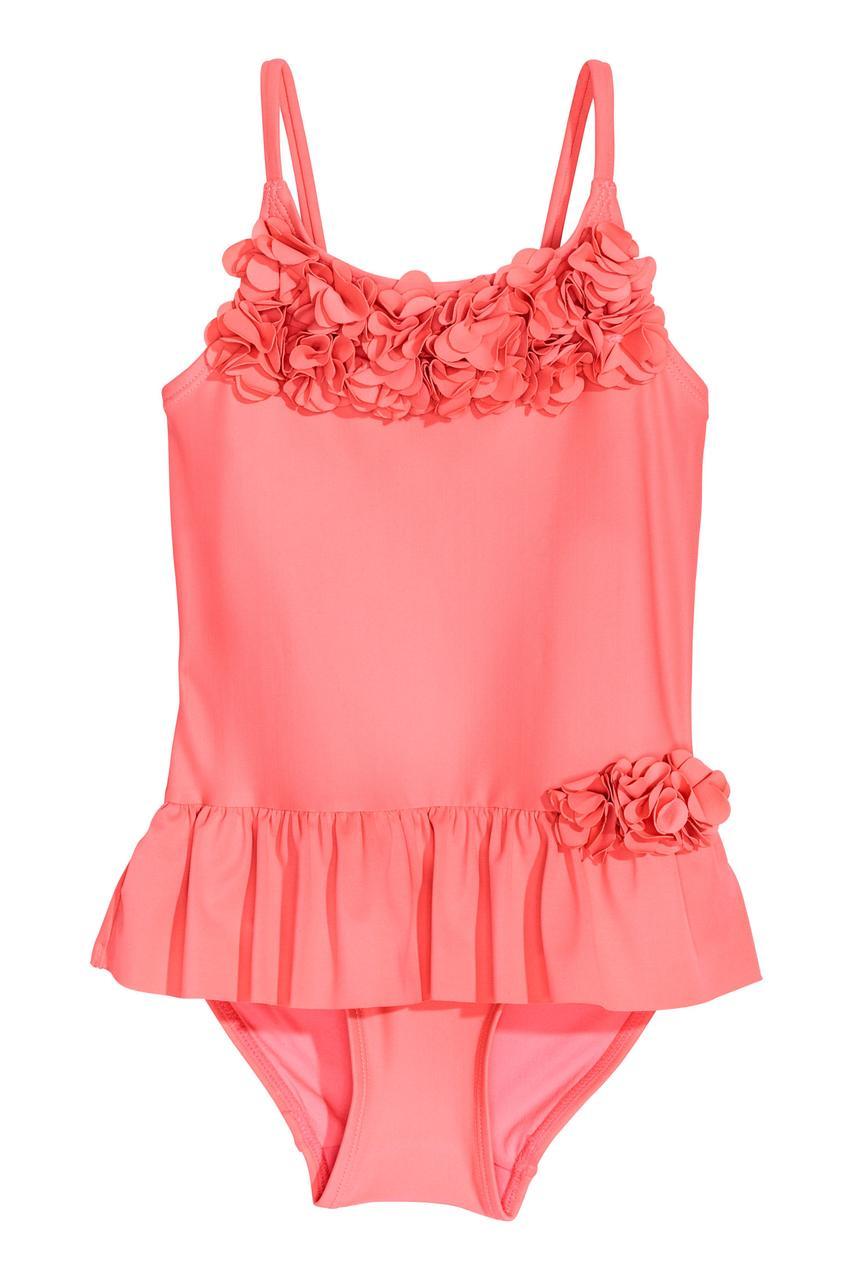 Купальник H&M 92 см Розовый (5878017)