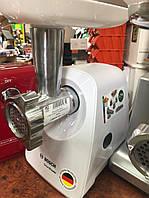 М'ясорубка Bosch 1500Вт/350Вт/1,7кг/шатківниця з 3 бараб/