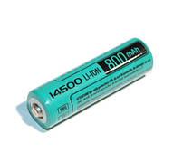 Аккумулятор 14500 Videx Li-Ion (без защиты) 800mAh