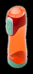 Бутылка спортивная Contigo SWISH 0,5 л Оранжевый (2095117)