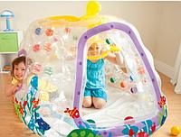 Детский игровой центр подводная лодка Intex 48664