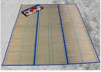 Подстилка пляжная из соломы 180 см x 150 См пляжный коврик сумка, подстилка для пикника