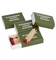 Влагостойкие (охотничьи) спички Sturm Mil-tec (4 пачки в упаковке) (15234000)