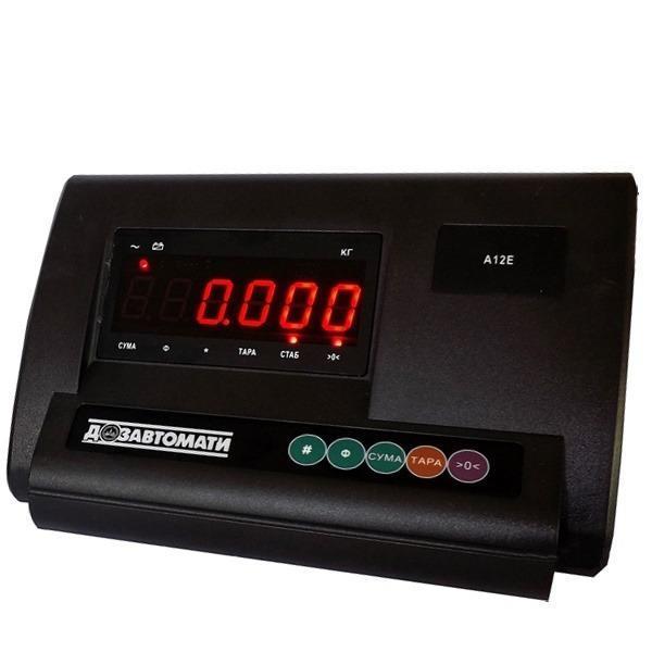 Весы платформенные электронные (пандус) Кировоград Весы ВЭСТ–1000А12Е, А12 (1000 кг)