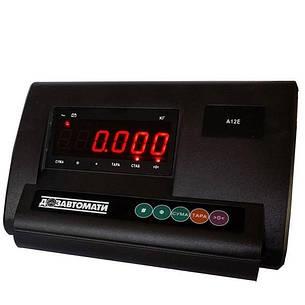 Весы платформенные электронные (пандус) Кировоград Весы ВЭСТ–1000А12Е, А12 (1000 кг), фото 2