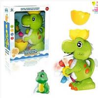 """Детская игрушка для ванны """"Динозавр""""для купания"""