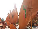 Плуг напівнавісний MORO ARATRI DRAGON - STEEP 8A (7+1 корпуси), фото 4
