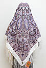 Хустка павлопосадська шерстяна 607009, фото 2