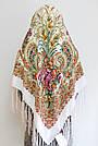Хустка павлопосадська шерстяна 607011, фото 2