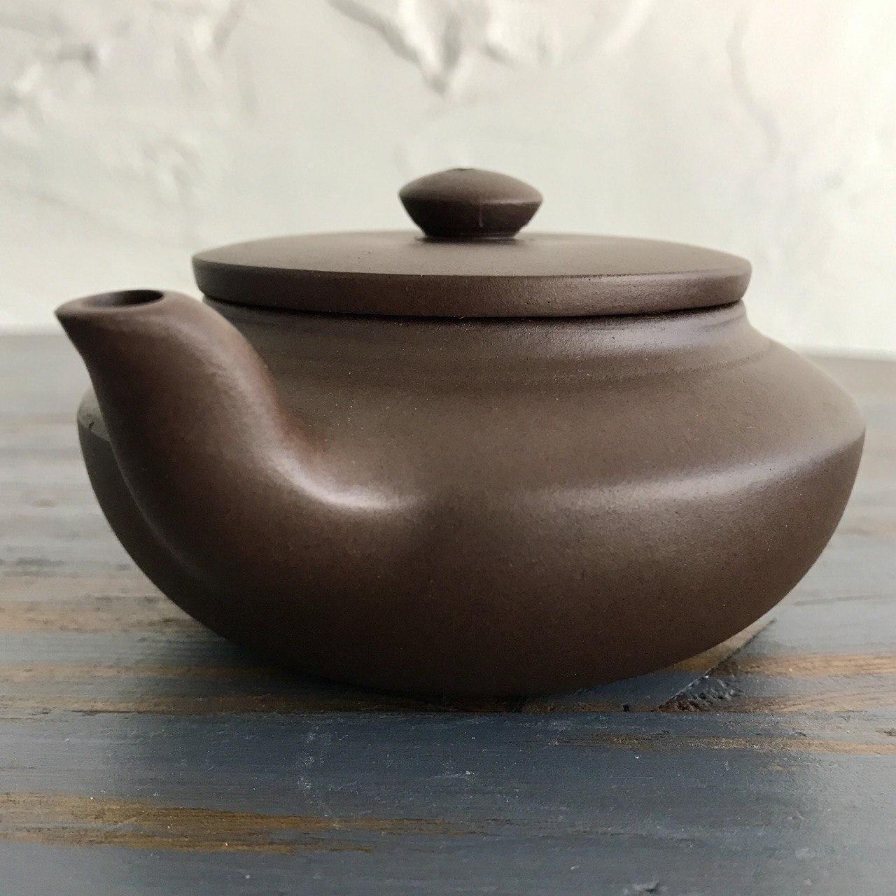 Чайник из иссинской глины 200 мл