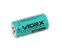 Аккумулятор Videx Li-Ion 16340(без защиты) 800mAh
