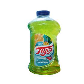 Универсальное моющее средство Пуся 1000г(лимон)