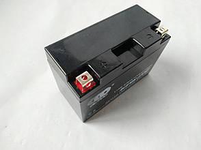 Аккумулятор 9A 12V (YT9B) гелевий 150x70x107 Japan Tech, фото 2
