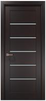 Дверне полотно 2000х710х40мм Папа Карло Optima-04 дуб нортон