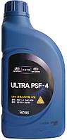 Жидкость гидроусилителя руля Mobis (Hyundai/Kia) Ultra PSF-4 1л