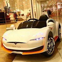 Детский электромобиль Tesla T-7636 EVA Белый