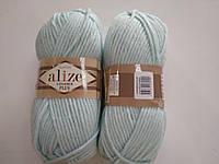 Пряжа для вязания Alize Лана голд плюс мята 522