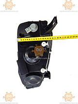 Фара ВАЗ 1118 Калина левая (С ЛАМПАМИ) (аналог БОШ) (пр-во Россия) АГ, фото 3