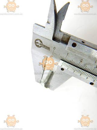Болт М6х15мм ВАЗ 2108 - 21099 поддона двигателя (пр-во Россия) З 918993, фото 2