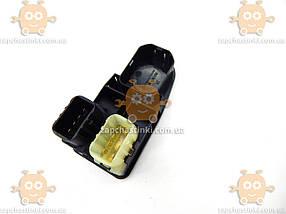 Кнопка стеклоподъемника Газель NEXT, Бизнес (блок переключателей 2 клавиши) (пр-во Россия) ПД 184427, фото 2