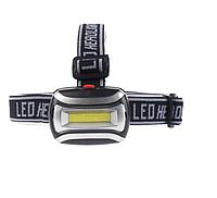 Налобный фонарь CH-2016 COB