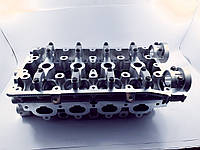 Головка блока цилиндров одноканальная Лачетти 1,6/ Авео 1,6 OEM Корея