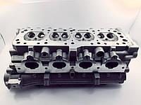 Головка блока цилиндров двухканальная Лачетти 1,6/ Авео 1,6 OEM Корея